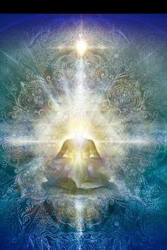 'Kundalini' The Energy Source Reiki, Art Visionnaire, Les Chakras, Psy Art, Mystique, True Nature, Visionary Art, Love And Light, Sacred Geometry