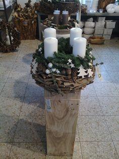 Über Uns - Presse & Bilder - Bilder von der Adventsausstellung 2014 Blumenhaus Wenner - Werne Stockum