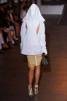 cut-away racer back ~ sporty fashion trend
