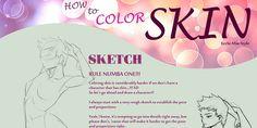 Skin Coloring Tutorial – NSFW
