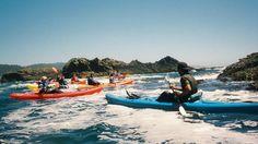 Kayaking the Noyo Bay and along the coastline of Fort Bragg, California. Mendocino Coast, Fort Bragg, Famous Landmarks, North Coast, Sonoma County, Lodges, State Parks, Kayaking, Landing