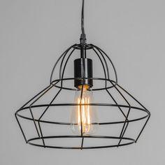 Hanglamp Frame D zwart - Lampenlicht.be