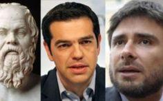 Il dramma greco ed i personaggetti della politica italiana Si registra il tutto esaurito. La politica Italiana vola in Grecia. Sarà l'occasione per registrare lo spot elettore del secolo. Il Dibba, il Portenone, il messaggio. Poi sarà veicolato attraverso l' #dibba #europa #referendum