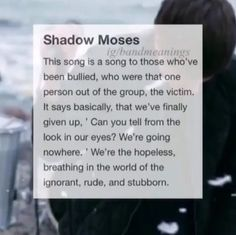 Shadow moses bmth