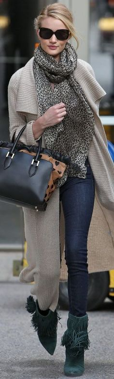 Stunning Street Outfit Perfect Coat Bag and Sweater Combination Love This Clothes