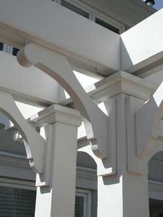 Details like this make a pergola