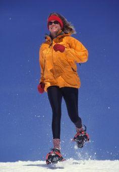 Winter Marathon Training Tip: Snowshoe Running