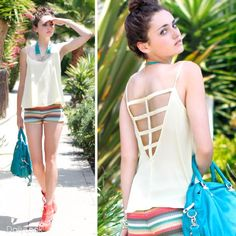 Tribal in the Tropics Look by Double Zero & Lovely Day