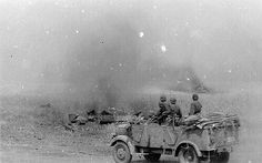 """The Das Reich Division advances towards Prokhorovka during Operation Zitadelle. By 7 July all units of the division were engaged in combat with Red Army units. """" The division had moved into its start. Luftwaffe, No Mans Land, Ww2 Tanks, Red Army, German Army, Military History, World War Ii, Division, Mockup"""