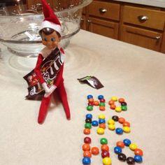 Funny Elf on the Shelf Ideas (30