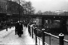 Berlin: Admiral vom Köster Ufer an der Unterführung; Potsdamer Bahnhof