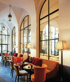 The Dominican Hotel Brussels Grand Lounge