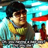 Did you die? The Hangover