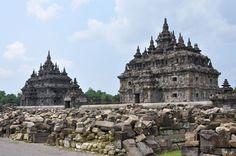 Ancient Temple, Java, Indonesia