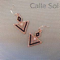 "Calle Sol on Instagram: ""#callesol #callesolbijoux #unpluggedvaldisere #bouclesdoreilles #earrings #pendientes #bouclesdoreillesmiyuki #miyukiearrings…"" • Instagram"