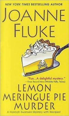 Lemon Meringue Pie Murder (Hannah Swensen Series #4) by Joanne Fluke