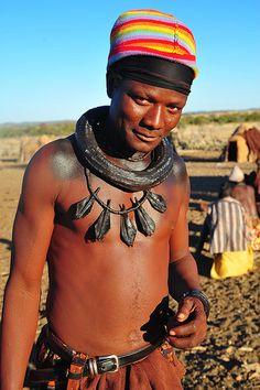 finally a himba man by luca.gargano, via Flickr