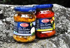 Ob für Pasta oder aufs Brot - dieser rustikale Pesto-Genuss lässt sich wunderbar vielseitig einsetzen.