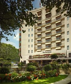 5 of London's Most Iconic Hotels - the dorchester