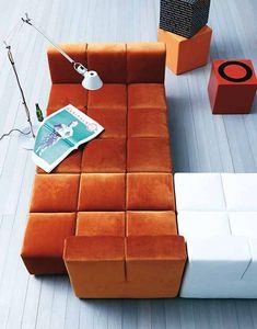 Primafila: Italian Modular Sofas (6 pics) - My Modern Metropolis