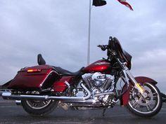 2015 Harley-Davidson Touring STREET GLIDE FLHX