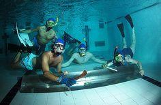 Hockey, Water Sports, Treadmill, Underwater, Football, Gym, Times, Soccer, Futbol