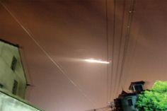 Amazing China UFO, July 2010