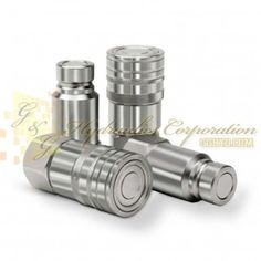 """Part #10-566-6415 CEJN Series 566, DN 12.5 Stainless Steel Spikes Female Thread 1/2 """"NPT Connection."""