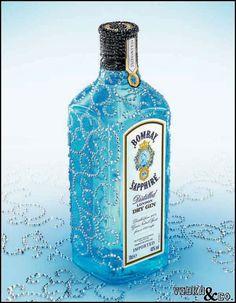 Bombay Sapphire.