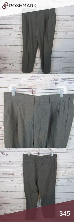 cd06a8ff5d Lands  End men s gray trousers Lands  End men s gray trousers