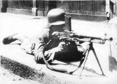 機関銃手 徳式師