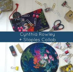 Cynthia Rowley + Staples Collab - Style on MainStyle on Main