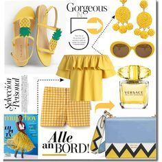 Jun. N° 3 - All an board, Seleccion Personal by martinambf on Polyvore featuring polyvore, fashion, style, Chicwish, Lacoste, Talbots, Prada, Humble Chic, Versace and clothing