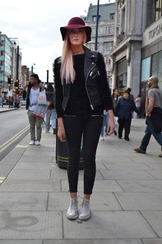FASHION FROM ABROAD: Hats Off To London