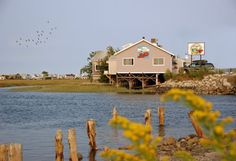 Billy's Chowder House - Mile Rd, Wells Maine by billyschowderhouse, via Flickr