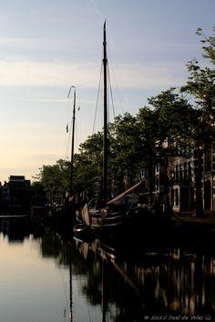 Korte Haven Schiedam.