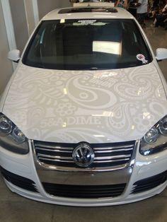 Volkswagen Jetta #motorunion decals