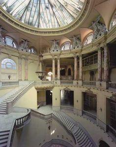 Inside the Gran Teatro de la Habana, Cuba