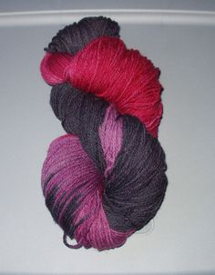 Mists of Time Wool Yarn Worsted Weight  by SunnyhillFiberDreams