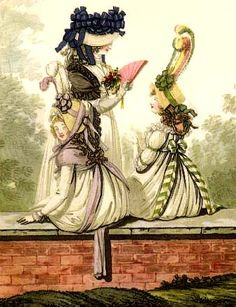 1794 Gallery of Fashion