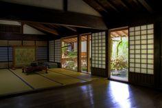 Old Japanese house 3  by  Tad Kanazaki
