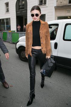 7 Reasons Miranda Kerr Is Our Favorite Style Star of Fashion Week