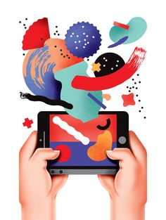 Wired – Gaming as Art on Behance