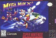 Super Nintendo -  Mega Man X2