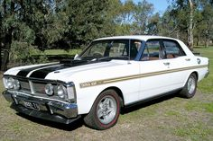 Sold: Ford XY Falcon GT-HO Phase 3 Sedan Auctions - Lot 36 - Shannons