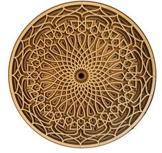 Limited edition laser carved mandalas hand crafted by Jesse Poulin. Available in silver birch, which has a rich texture and reflects light to create a brilliant depth of field. 17 inches in diameter a Mandala Design, Mandala Art, Arabesque, Zentangle, Mudras, Arabic Pattern, Mandala Coloring, Flower Of Life, Sacred Art