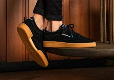 NAKED Offers Three Suede Options For The Reebok Club C Indoor Page 2 of 3 - SneakerNews.com
