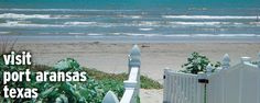 Port Aransas, Texas One of the best family vacations we had!