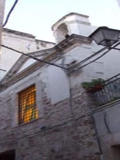 chiesa rupestre di Santa Chiara