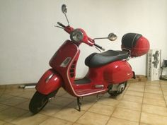 Rosso Red Vespa GTS 300 with low mileage for Urgent SaleAll Services done by Vespa WynbergChrome Back Bar Extra addedBig Red Top Box Extra AddedBeautiful Ride but not able to use as much as intended.Odometer reading 4080km only!Urgent SaleHelmets and Goggles are optional extrasPrice is NegotiablePLEASE ONLY CONTACT ME IF YOU ARE SERIOUS.SCAMSTERS DO NOT EVEN TRYAvailable to view in Pierre Van Ryneveld by appointment.